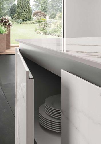 meuble de cuisine en marbre à Périgueux
