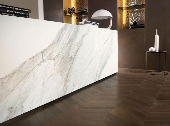 comptoir en marbre blanc Périgueux
