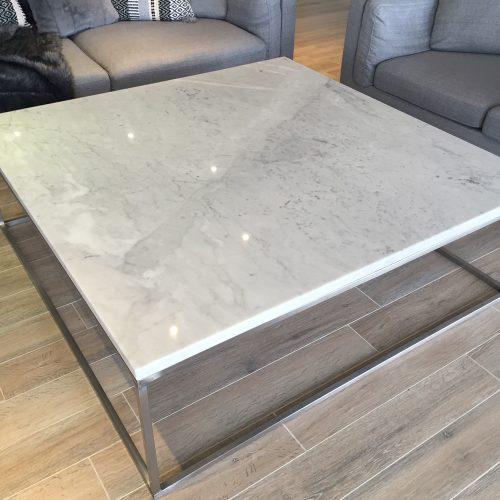 Table basse en marbre Dordogne chez deco granit Boulazac